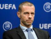 اليويفا ينفى إنهاء المسابقات الأوروبية فى 3 أغسطس المقبل