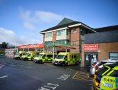 مسئول بالصحة البريطانية عن إصابات كورونا : بدأت تظهر علامات الاستقرار