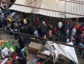 امسك مخالفة.. شكوى من استمرار عمل سوق الغزالى بمدينة زفتى فى الغربية