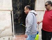 مبادرة شبابية لتوزيع المساعدات الغذائية وتعقيم الشوارع فى المنصورة