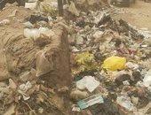سيبها علينا .. شكوى من انتشار القمامة بمنطقة المرج الجديدة