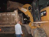 محافظ الغربية: التخلص من 31 ألف طن مخلفات بمصنع تدوير القمامة فى المحلة