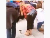شاهد.. حقيقة فيديو انضمام إيطاليين لصلاة المسملين فى ظل أزمة كورونا