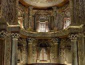 السياحة والآثار: الدير الأحمر بسوهاج ثالث موقع فى الزيارات الافتراضية