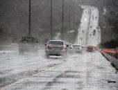 أمطار رعدية على منطقة جازان بالسعودية