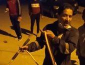 حملة شبابية لتطهير وتعقيم حى البلابسة بمحافظة الإسماعيلية