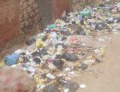 شكوى من تراكم القمامة فى مركز بلبيس بمحافظة الشرقية