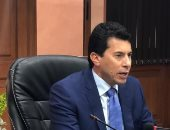 وزير الرياضة: ندرس إقامة مباراة افتراضية بين الأهلي والزمالك لصالح مستشفيات كورونا