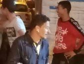قارئة تشارك بصور لأحد رجال حى البلابسة بالإسماعيلية يتطوع لتطهير الحى