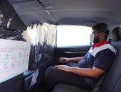 """""""فواصل عزل وقائية"""".. تاكسى دبى يعلن إجراءات احترازية جديدة للوقاية من كورونا"""