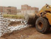 محافظ سوهاج: إزالة 14 حالة تعدى على الأراضى والزراعية وأملاك الدولة