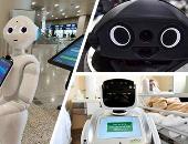 5 روبوتات تسيطر على المشهد العالمى فى ظل أزمة كورونا.. صور