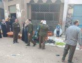 رئيس مدينة الباجور: فض أسواق قرى فيشا الصغرى وتلبت والخضرة منعا للتزاحم