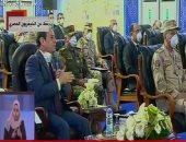 السيسي عن مواجهة أزمة كورونا: مصر قوية.. ومستعدون لكل السيناريوهات