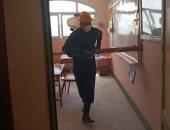 حملات تطهير وتعقيم للمستشفيات بمدن كفر الشيخ