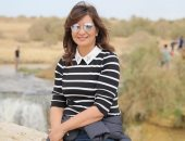 وزيرة الهجرة تشيد بتنظيم المصريين فى الخارج وقفات احتفالا بذكرى 30 يونيو