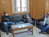 صحة الشرقية تناقش خطة الإجراءات الوقائية لمواجهة الكورونا