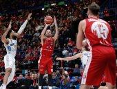 إلغاء موسم دوري وكأس أوروبا للأندية لكرة السلة بسبب كورونا