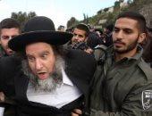 يهود متطرفون ضد كورونا.. مطاردات أمنية وهروب جماعى للمصابين بالفيروس فى إسرائيل .. فيديو