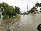 مصرع شخصين وإصابة 6 آخرين فى إعصار قوى ضرب جزيرة سومطرة بإندونيسيا