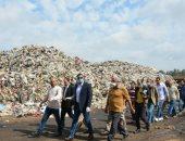محافظة الدقهلية: تحقق حلمنا بالتخلص من جبل القمامة بسندوب