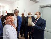 محافظة الجيزة: تقديم الخدمات الصحية والعلاجية لأهالى المعتمدية على مدار الساعة
