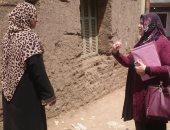 القومى للمرأة بالشرقية يواصل حملات التوعية بالقرى لمواجهة كورونا