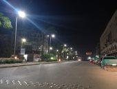 غلق كلى لشارع الهرم السبت والثلاثاء لتركيب كمرات حديدية لكوبرى المنصورية