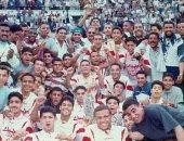 صورة من 23 سنة.. كريم حسن شحاتة يسترجع ذكريات فريق الزمالك تحت 19