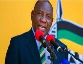 رئيس جنوب أفريقيا يخضع للحجر الصحى بعد مخالطة مصاب بكورونا