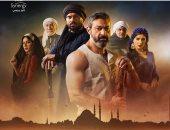 """تامر مرسى ينشر برومو مسلسل """"الفتوة"""" لياسر جلال لعرضه فى رمضان"""