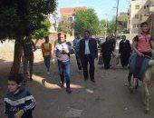 رئيس مدينة منوف: فض سوق العامرة منعا للتزاحم بسبب فيروس كورونا المستجد