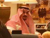 """""""بخير وبأتم صحة وعافية"""".. أمير الرياض يكذب """"الجزيرة"""" وينشر صورة من منزله"""