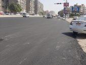 """استجابة لـ""""سيبها علينا"""".. قارئ يشارك صور رصف شارع جسر السويس"""