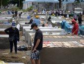 مشاهد مؤلمة فى الإكوادور لتزايد ضحايا فيروس كورونا
