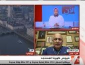 مدير بيت العائلة المصرية بلندن: أعداد المصابين بكورونا فى بريطانيا أكثر من المعلن