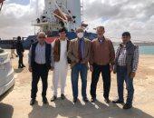 مصر ترسل أول شحنة من الاحتياجات الليبية لمواجهة فيروس كورونا