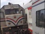 السكة الحديد في بيان حول أسباب حادث قطارى مطروح: محاشرة وليس تصادم