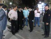 صور.. مدير أمن الأقصر يتفقد الخدمات الشرطية والتمركزات الأمنية بالشوارع