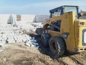 محافظ بنى سويف: إزالة 1411 حالة تعد على أرض زراعية وأملاك دولة