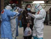 دراسة صينية صادمة: فيروس كورونا ينتقل من المرضى على بعد حوالى 4 متر