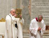 البابا فرانسيس يصلى من أجل ضحايا الهجوم الدموى فى مدينة نيس الفرنسية