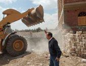 تنفيذ 50 قرار إزالة مخالفات بناء وتعديات بمركزى ساحل سليم وأبنوب بأسيوط