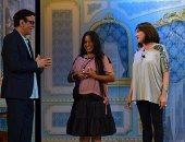 نجوم الأوبرا و مسرحية تلاميذ الفيس بوك على قناة وزارة الثقافة بيوتيوب الاثنين