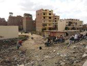 البيئة تتابع غلق خلية دفن مخلفات قرية المعتمدية بعد انتهاء العزل الصحى لها