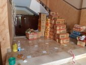 شباب قرية الهياتم يطلقون مبادرة جديدة لمساعدة الأرامل والأيتام بالقرية