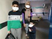 مستشفى الحجر بقها: خروج 31 متعافيا من فيروس كورونا