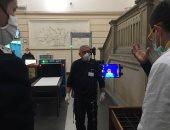 زيادة الطلب على الكاميرات الحرارية بسببب كورونا لفحص حرارة العمال بالمصانع