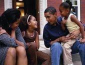 باراك أوباما يحتفل بعيد الفصح مع عائلته بصورة من الذكريات.. اعرف قال ايه