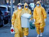 طبيب بريطاني: إصابة نصف الطاقم الطبي بمستشفى في ويلز بفيروس كورونا